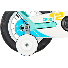 s'cool niXe 12 alloy Kids, lightblue matt